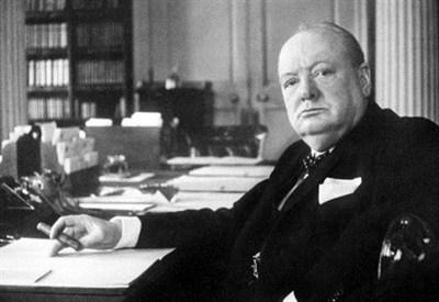 Winston Churchill (Wikimedia)