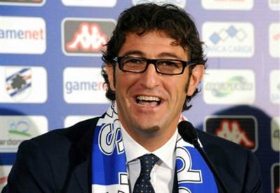 Ciro Ferrara: questa sera c'è Sampdoria-Genoa (Infophoto)