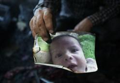 BIMBO BRUCIATO VIVO/ Il piccolo Ali, simbolo di una guerra infinita tra Israele e Palestina