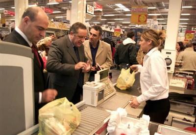 La Giornata nazionale della Colletta Alimentare