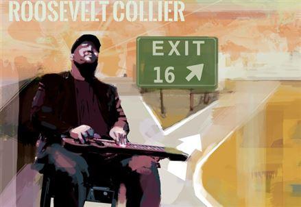ROOSEVELT COLLIER/ Exit 16: il Jimi Hendrix della pedal steel