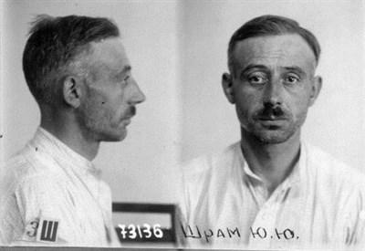 Un prigioniero russo (Immagine d'archivio)