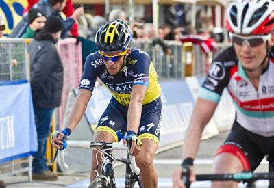Alberto Contador, 32 anni, spagnolo (INFOPHOTO)