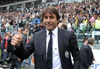 Antonio Conte, allenatore Juventus (Infophoto)