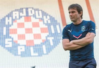 Antonio Conte, 45 anni (infophoto)