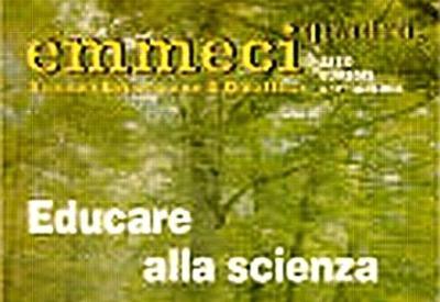 Dalla copertina del n° 17 di Emmeciquadro