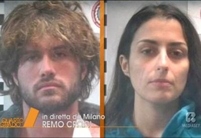 Martina Levanto e Andrea Magnani, la coppia dell'acido