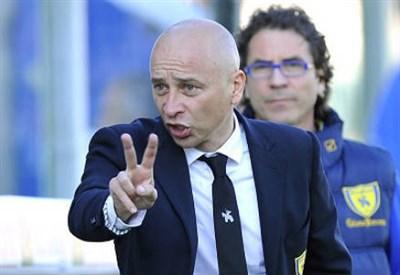Eugenio Corini, 44 anni, allenatore del Chievo (INFOPHOTO)