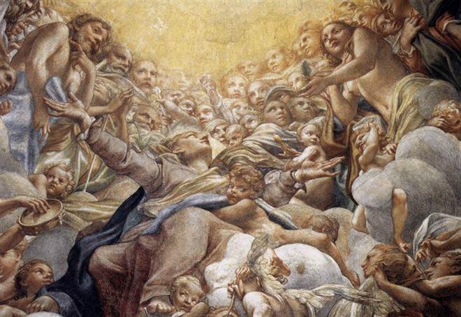 Correggio, Assunzione della Vergine (1524-30)