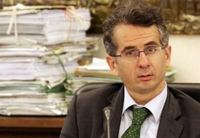 Il sottosegretario alla Giustizia Cosimo Ferri (Immagine d'archivio)