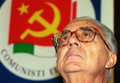 Armando Cossutta (1926-2015) (Foto dal web)