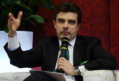 Il presidente della Regione, Roberto Cota