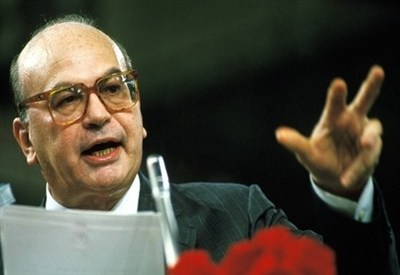 Bettino Craxi (1934-2000) (Infophoto)