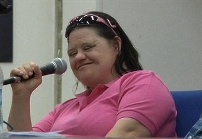 Cristina Acquistapace (Immagine d'archivio)