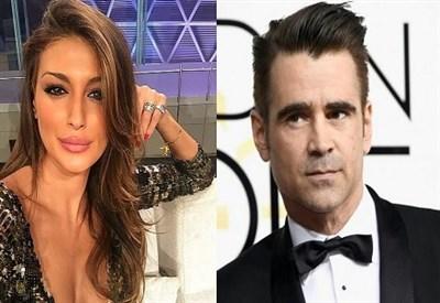 Cristina Buccino ha stregato Colin Farrell? La showgirl conferma il flirt