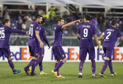 Europa League: Fiorentina-Paok 2-3