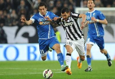 Lo Juventus Stadium (Infophoto)