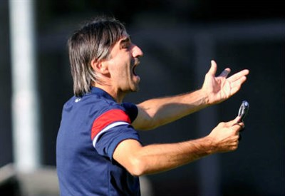 Ivan Juric, 40 anni, croato, allenatore del Crotone (INFOPHOTO)