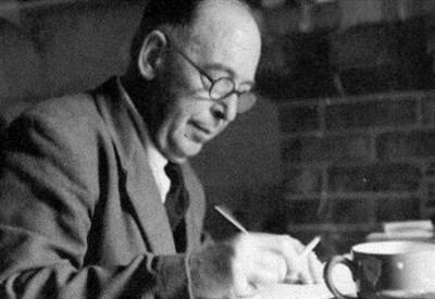 Clive Staples Lewis (1898-1963) (Immagine d'archivio)