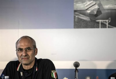 Fabrizio Curcio (Infophoto)