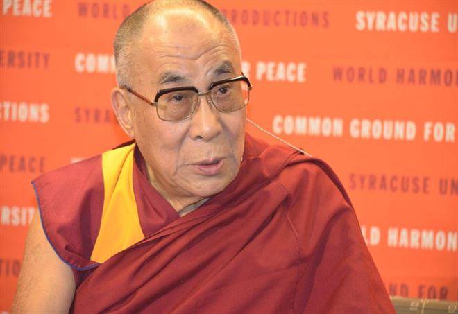 Dalai Lama (Foto: da Wikimedia)