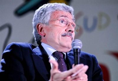 Massimo D'Alema (LaPresse)