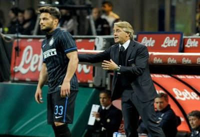 Mancini, foto infophoto