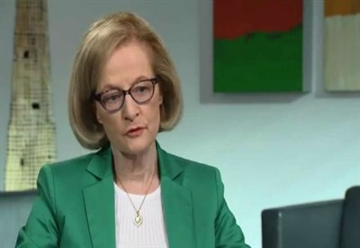 Il capo della vigilanza Bce, Danièle Nouy (Immagine dal web)