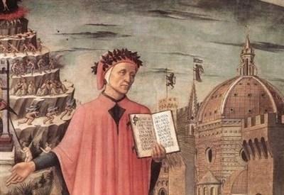 Dante Alighieri (immagine d'archivio)