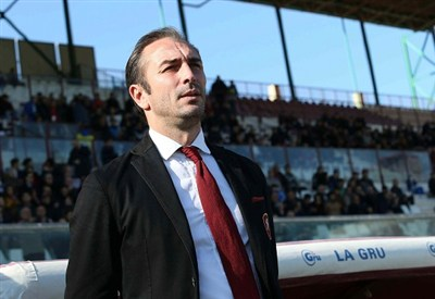 Davide Dionigi, allenatore Reggina (Infophoto)