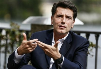 Davide Serra (La Presse)