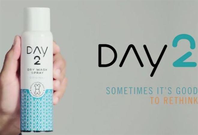 Day2, lo spray che