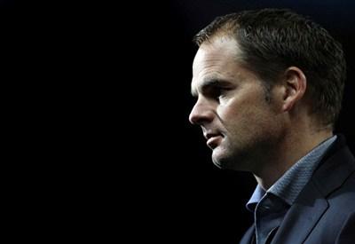 De Boer, allenatore Ajax (Infophoto)