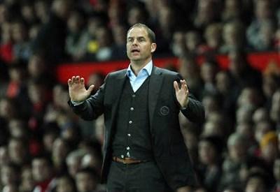 Frank De Boer, 45 anni, allenatore dell'Ajax (INFOPHOTO)