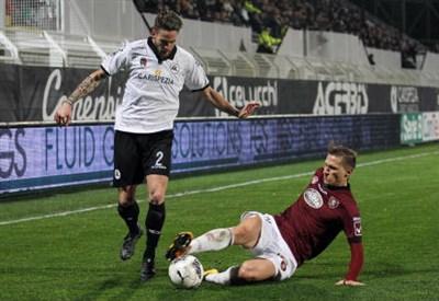 DIRETTA / Spezia-Cittadella (risultato finale 1-1) info streaming video e tv: parità al Picco! (Serie B 2016, oggi 24 ottobre)