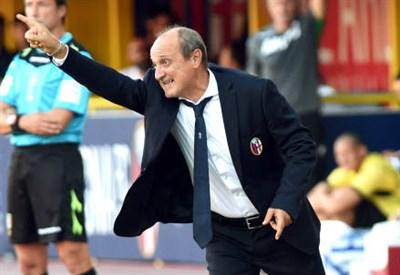 Delio Rossi, 55 anni, allenatore del Bologna (INFOPHOTO)