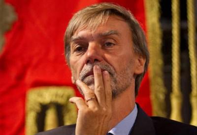 Il ministro per gli Affari regionali Graziano Delrio (InfoPhoto)