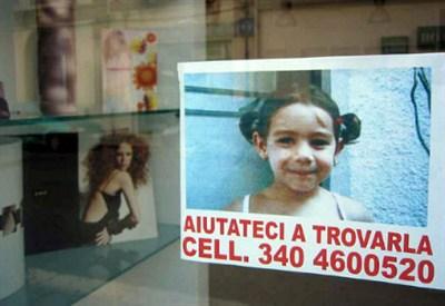 Denise Pipitone, scomparsa nel 2004