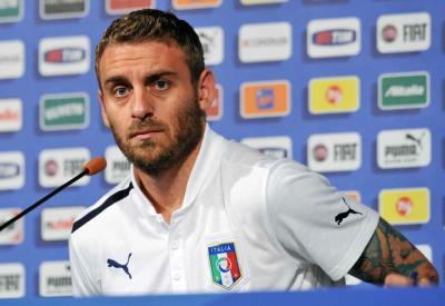 De Rossi (infophoto)
