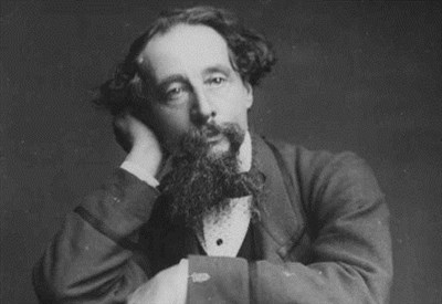 Charles Dickens (1812-1870) (Immagine d'archivio)