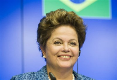 Dilma Rousseff (Infophoto)