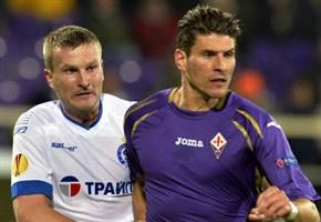 Video, Fiorentina-Dinamo Kiev (risultato finale 2-0)/ Highlights, gol e statistiche (23 aprile 2015, Europa League ritorno quarti)