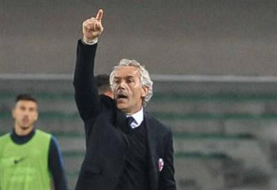 Roberto Donadoni, 52 anni, allenatore del Bologna (INFOPHOTO)