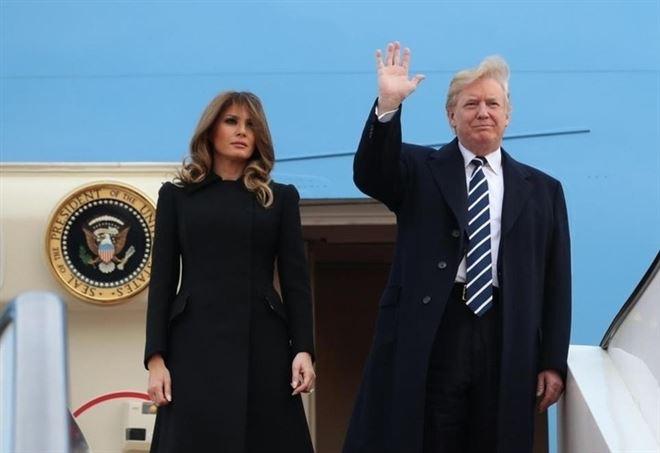 Donald e Melania Trump, nuovo sexgate? (LaPresse)