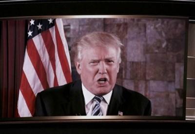 Donald Trump (LaPresse)