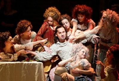 "Mariusz Kwiecien al Metropolitan in ""Don Giovanni"" di Mozart (Immagine dal web)"