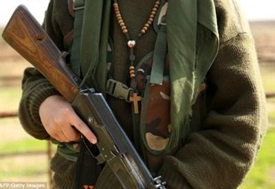 Miliziana cristiana siriana