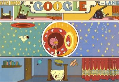 Il doodle dedicato a McCay