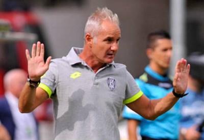Massimo Drago, 44 anni, allenatore del Cesena (INFOPHOTO)