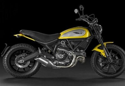 La nuova Ducati Scrambler